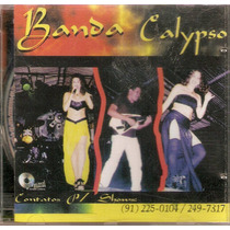 Cd Banda Calypso - Vendaval - Novo***