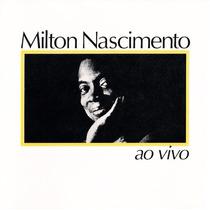 Cd Milton Nascimento - Ao Vivo (92408)