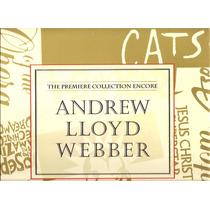 Laser Disc (ld) - Andrew Lloyd Webber - Premiere Collection