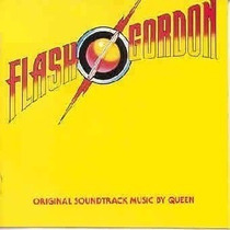 Cd - Queen - Flash Gordon - Trilha Sonora Do Filme - Lacrado