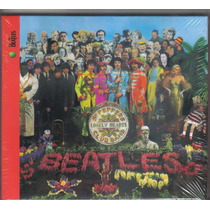The Beatles - Sgt. Peppers Lonely Heart - Cd Novo - Digipack