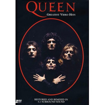 Queen-greatest Video Hits Dvd Import