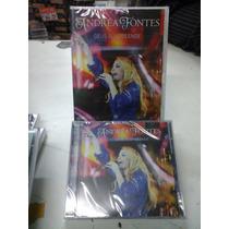 Dvd+cd Andrea Fontes Deus Surpreendente