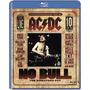 Blu-ray Ac/dc - No Bull - Edição Do Diretor