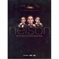 Nelson Gonçalves Eternamente Dvd Lacrado Sony Music