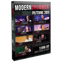 Modern Drummer Festival 2011 - Dig [2dvd] Eua - Frete Gratis