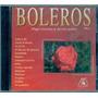 Cd Hugo Liscano E Javier Galué - Boleros Vol.1 - Novo***