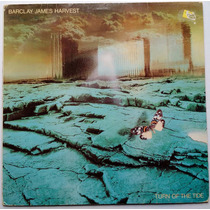 Lp Barclay James Harvest ¿turn Of The Tide Importado Encarte