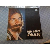 Lp Padre Zézinho -um Certo Galileu 1975 Capa Dupla R$ 120,00