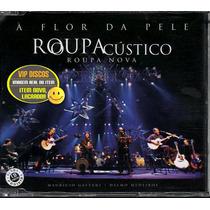 Roupa Nova Cd Single A Flor Da Pele - Raro