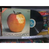 Lp Novela Pecado Rasgado 1978