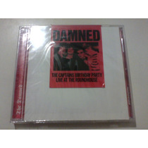 The Damned - Live At The Roundhouse [cd] Clash/buzzcocks/999