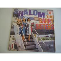 Disco De Vinil - Shalom - The Barry Sisters