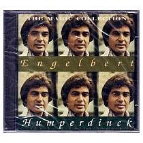 Cd Engelbert Humperdinck - The Magic Collection (novo/lacrad
