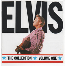 Cd Elvis Presley - The Collection - Volume One = Love Me