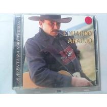 Cd Eduardo Araujo (original) Frete R$ 8,00