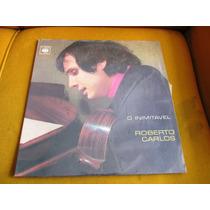 Lp Roberto Carlos O Inimitavel 1968 Original 1ª Ediçao