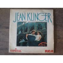 Compacto Vinil Jean Klinger 1981 The Wind Blows, Happy Face