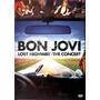 Dvd Bon Jovi - Lost Highway The Concert (2007) Lacrado Raro