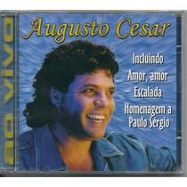 Cd Augusto Cesar - Ao Vivo - Homenagem A Paulo Sergio