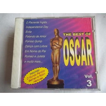 *cd - The Best Of Oscar - Trilha Sonora De Filme