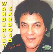 Cd - Wanderley Cardoso - Show Ao Vivo - 2000
