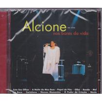 Cd Alcione - Nos Bares Da Vida - Lac. - Frete Grátis