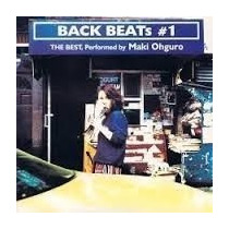 Cd Back Beats #1 - Maki Ohguro - Imp.!!!