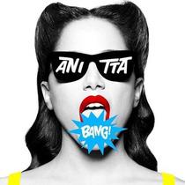 Cd Anitta - Bang! (2015) * Lacrado * Original Pronta Entrega