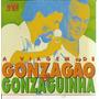 A Viagem De Gonzagão E Gonzaguinha (cd Original E Lacrado)