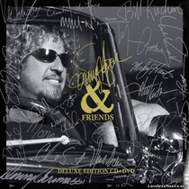 Sammy Hagar & Friends Deluxe Edt [cd+dvd] Italy - Frete Grat