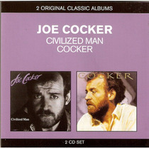 Cd Duplo Joe Cocker - 2 Original Classic Albums - Novo***
