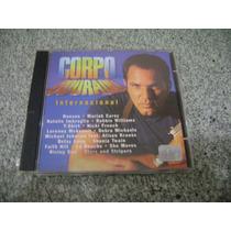 Cd - Corpo Dourado Internacional Novela Globo 1998