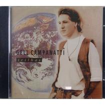 Cd Gell Campanatti - Trilhas
