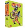 Dvd - Box 02 Naruto - Volumes 6, 7, 8, 9 E 10 - 5 Discos