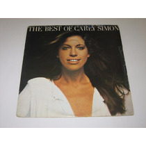 Carly Simon - The Best Of - 1976 - Lp