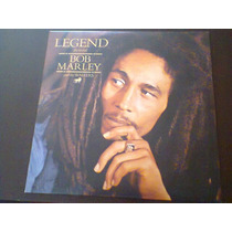 Lp Bob Marley And The Wailers. Legend. Importado, Super Novo