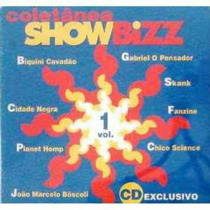 Cd Coletânea Show Bizz Volume 1