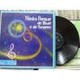 Musica Popular De Hoje Sempre Romance Caixa Box C/ 4 Lps