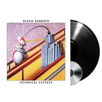 Black Sabbath Technical Ecstasy Lp Black Vinyl + Cd 180 Gram