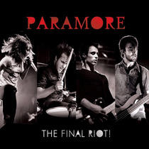 Cd+dvd Paramore - The Final Riot! (983001)