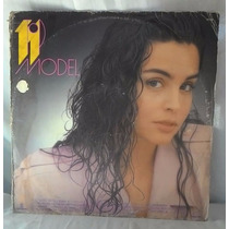 Disco De Vinil / Lp Top Model Nacional - Novela 1989