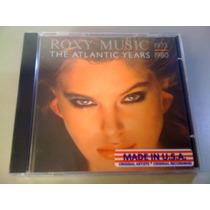 Roxy Music The Atlantic Years 1973-1980 (cd Lacrado) U.s.a.