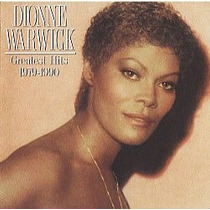 Cd Dionne Warwick - Greatest Hits 1979-1990 (usado-otimo)