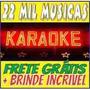 Karaoke Cante 3800 Sucesso Nacionais Internacionais Brinde