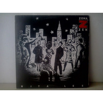 Lp Rita Lee Zone Zen C/encarte