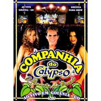 Dvd Companhia Do Calypso Em Goiânia Vol2- Original - Lacrado