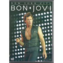Dvd Bon Jovi New York City