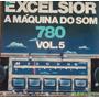 Lp (060) Coletâneas - Excelsior - A Máquina Do Som Vol. 5