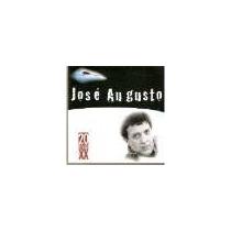 Cd José Augusto-sucessso Millennium-lacrado